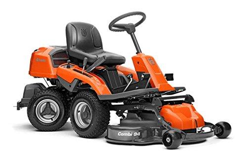 Husqvarna Rider R216 grasmaaier zitmaaier met wielen, starter: elektrisch, 9600 W, maaibreedte 94 cm