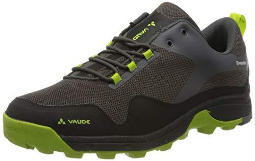 VAUDE Men's Tvl Comrus Tech STX, Chaussures de Randonnée Basses Homme, Gris (Anthracite 069), 42.5 EU