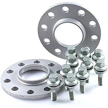 Radschrauben 10 mm//Achse TuningHeads//H/&R .0219931.DK.1034650.205 Spurverbreiterung 10 mm//Achse