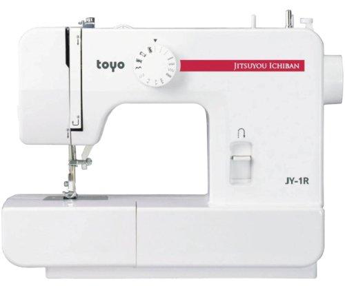 トーヨー 電動ミシン レッド JY-1R - 東洋精器工業