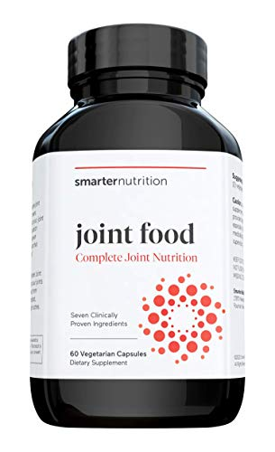 Smarter Joint Food - Joint Nourishment Provides Healing Support & Maintains Healthy Joints - Formulated with Whole Collagen, MSM, Vitamin C, Turmeric, (Packaging May Vary)(30 Servings)