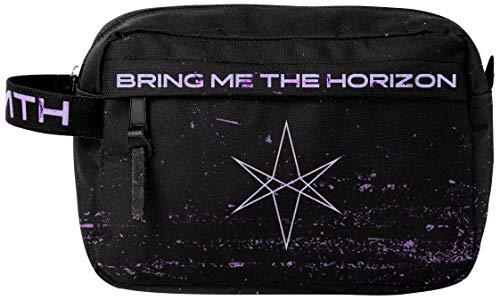 Bring Me The Horizon Amo Unisex Kulturbeutel schwarz 100% Polyester Band-Merch, Bands, Festival, Musik