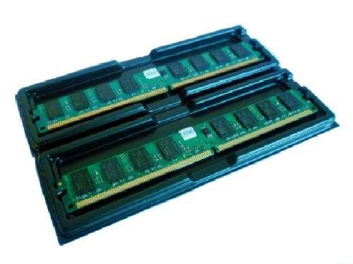 4GB Kit (2x2GB) DDR2 533MHz PC2-4200 - RAM Speicher - 4096MB (2x2048MB) 240pin DIMM / für AMD und VIA *nicht kompatibel zu Intel*
