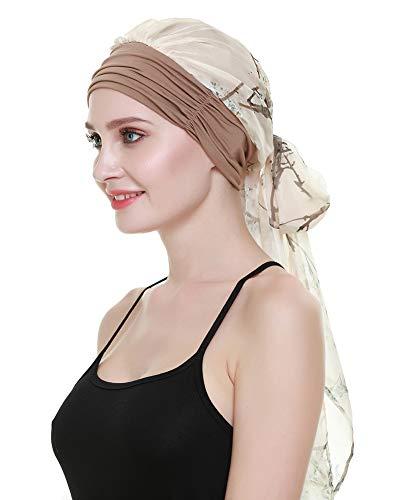 FocusCare Kopf tücher für krebspatienten Chemo caps Kopfbedeckung Baumwolle Kopftuch chemotherapie headcovers