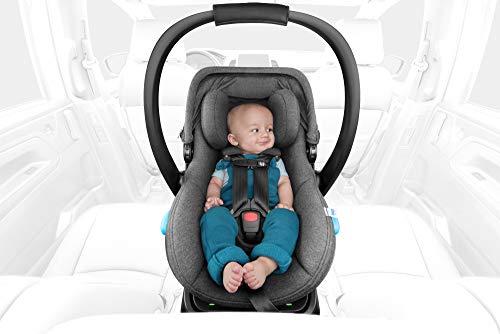 Clek 2020 Liing Infant Car Seat, Thunder (Crypton C-Zero Performance Fabric)