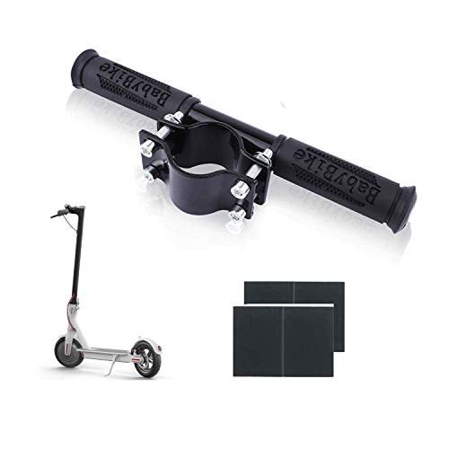 Tinke Scooter Kids Handle Grip Bar Antideslizante Ajustable Niño Seguro Holder Kids Barandilla para Xiaomi Mijia M365 Scooter