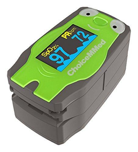 ChoiceMMed Pulsioxímetro niño 136 g