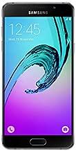 Samsung Galaxy A5 (2016) 16GB SM-A510F Factory Unlocked 4G/LTE Single-SIM Smartphone - International Version with No Warranty (Black)