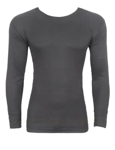 mens thermal underware long sleeve