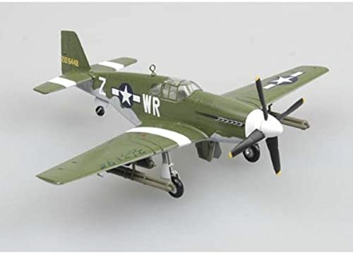 Easy Model 1 72 - P-51 B C Mustang - FFaiblen by 1st Lieutenant Henry marron - EM36357 by Easy Model