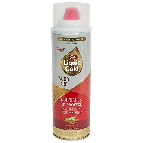 Wood Cleaner Preservative, 20oz, LiquidCan
