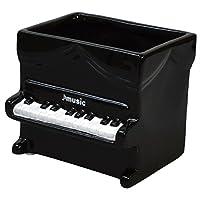 NINDEL 花器 ピアノ L ブラック SS107-A-BK