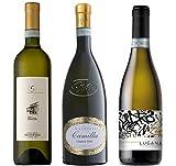 Probierpaket Lugana zum Kennenlernen | Weinpaket mit italienischem Weißwein (3 x 0.75 l)
