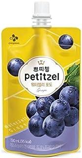 CJ Petitzel Water Jelly Grape, 130ml