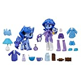 My Little Pony Equestria Girls Princess Luna Potion Princess -- 3' Mini Doll & Pony Toy with 20 Accessories