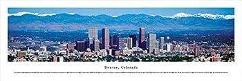 Blakeway Worldwide Panoramas Unframed Denver Colorado-Blakeway Panoramas Skyline Posters