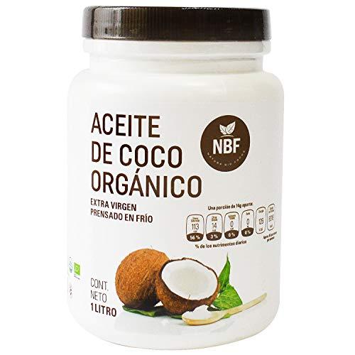 Aceite De Coco marca NBF NATURA BIO FOODS