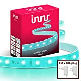 Innr Flex Light Color, 4m Smart LED Streifen, kompatibel mit Philips Hue*...
