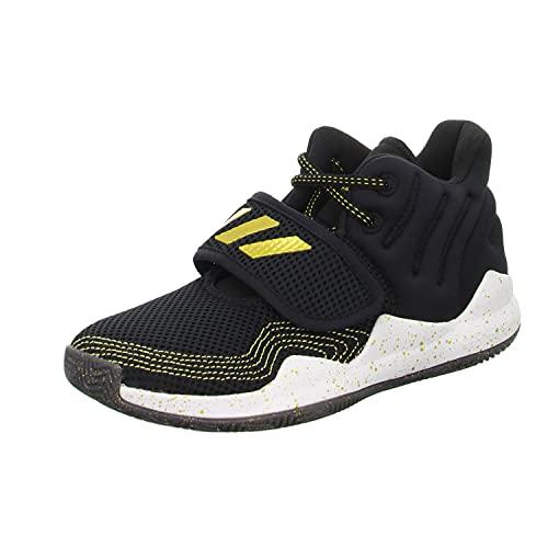 adidas Deep Threat Primeblue C, Zapatillas, NEGBÁS/Dormet/FTWBLA, 28 EU