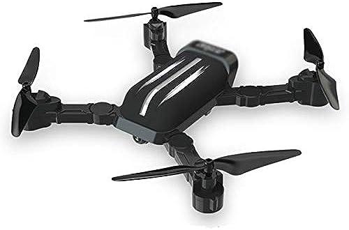 Faltende Drohne, FPV-Drohne mit 1080p HD mit WiFi Home, RC Me für Videoübertragung für Quadcopter und Follow-Motor, Rückkehr der Kamera Brushless Live 5G Erwachsene GPS,1080P schwarz-40.51327cm