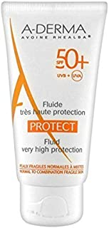 A-Derma Aderma Protect Fluid Very High Protection SPF 50+ 40ml