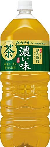 サントリー 伊右衛門 濃い味 お茶 2L×6本