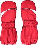 Playshoes Fäustling Guantes, Rojo (8), 3 (Talla del fabricante: 3 4-6 años) Unisex Adulto