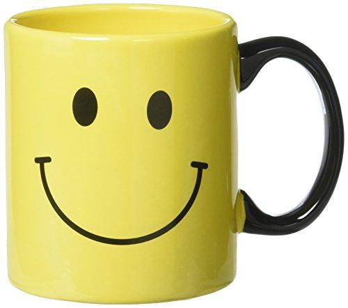 Smiley Face Ceramic Mug