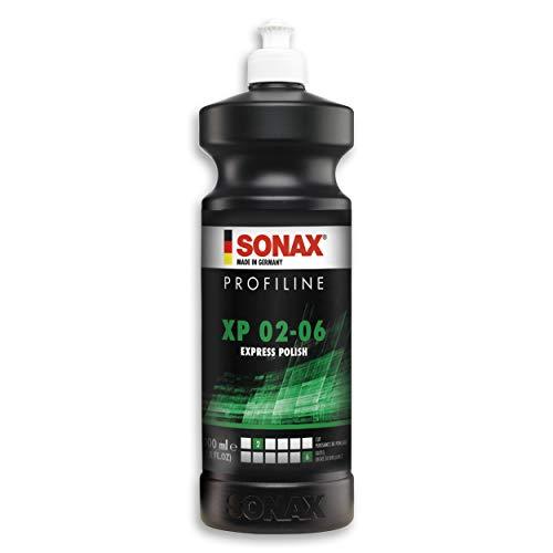SONAX PROFILINE XP 02-06 Express Polish (1 l) Schnellpolitur mit Versiegelung | Art-Nr. 02973000