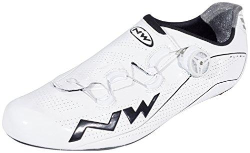 NORTHWAVE Scarpe ciclismo strada uomo FLASH bianco
