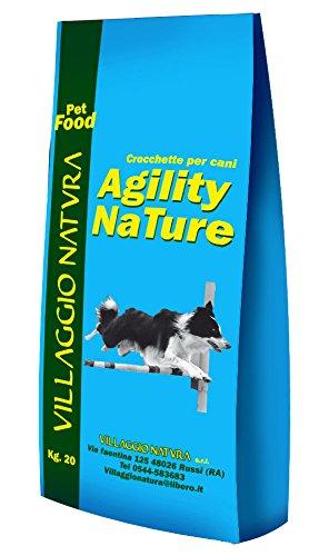Agility Dog - cucciolo alta qualità KG 20 crocchette per cuccioli