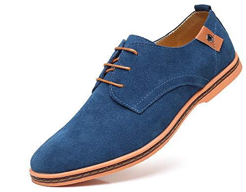 CAGAYA Hombre Zapatos Oxford Cordones Informal Negocios
