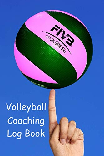 Volleyball Coaching Log Book: Simple & Easy book for the Volleyball coach or players to log all the seasons match results/scores & lots more in 100 pages 6