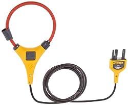 "Fluke I2500-10 IFlex Flexible Current Probe, 2500A Current, 0.1A Resolution, 10"" Size"