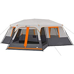 Extra Large Instant Tent With Screen Room