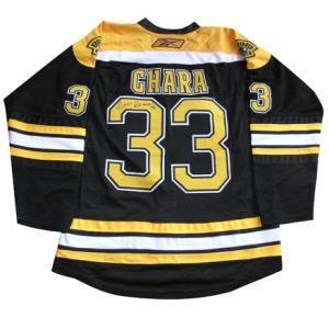 Zdeno Chara Autographed Jersey - Autographed NHL Jerseys