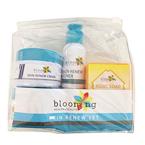 Blooming Health + Beauty Skin Renew Set