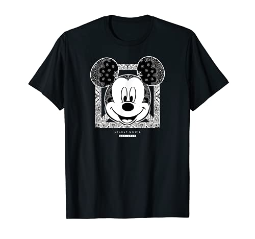 Disney Mickey Mouse Bandana T-Shirt
