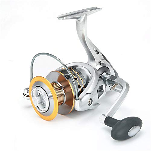 KDXBCAYKI 12+1 Spinning Reels Licht Gewicht Ultra Glad Krachtige Spinning Fishing Reels Wiel Aziatische Wiel Rocker Ice Fishing Wheel