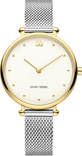 Danish Design Analogico Classico Quarzo Orologio da Polso DZ120690