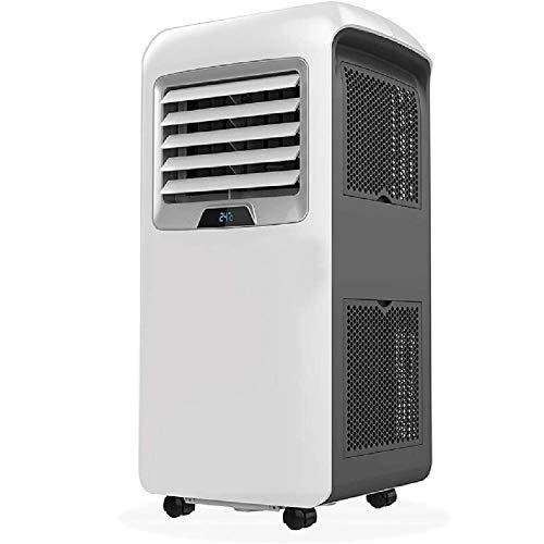 RPLW Refrigeración Y Calefacción Aire Acondicionado Portátil,Silencioso Aire Acondicionado,Mando A Distancia Móvil Aire Acondicionado para El Hogar Un 36x40x84cm(14x16x33inch)