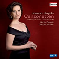 Canzonetten: Selected Songs by JOSEPH HAYDN (2009-08-25)