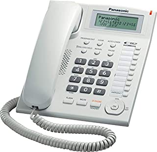 Panasonic, Corded Phone, KX-TS889MXW