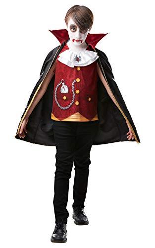Rubie's officiële vampier Dracula, kinderen Halloween kostuum, grootte kleine leeftijd 3-4 jaar