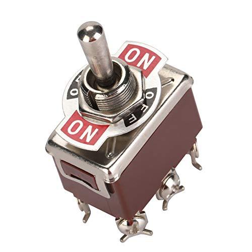 Válvula de interruptor de palanca, tipo de operación de movimiento manual Válvula mecánica para iluminación de emergencia eléctrica industrial Equipo industrial