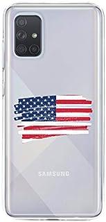 ZOKKO Case for Samsung A71 - USA Flag Design