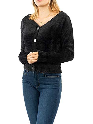 Guess Kristen Cardi Sweaters S