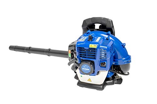 Wild Badger Power WBBPBL43 43cc Backpack Blower, Blue