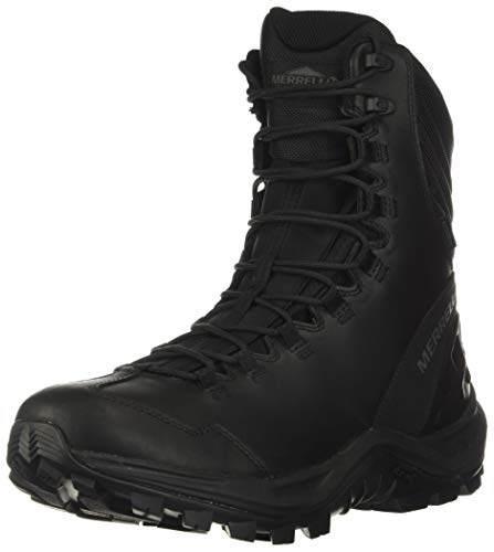 Merrell Thermo Rogue Tactical Waterproof Ice+ Boot, Black - 5