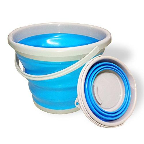 Cubo Plegable Coche Barriles Plegables Cubo Plegable Tanque De Agua Plegable Multifuncional...